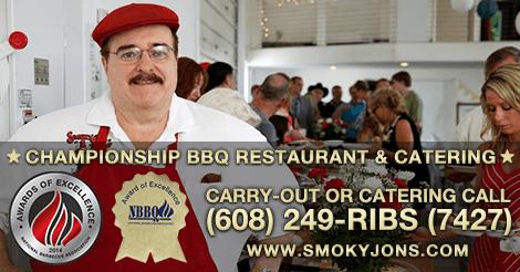 Smoky Jon's #1 BBQ Catering